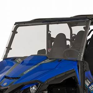 Wolverine X4 Polycarbonate Front Windshield