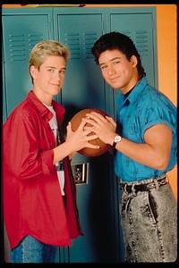 Saved by the bell - Zack & Slater | Saved By The Bell ...