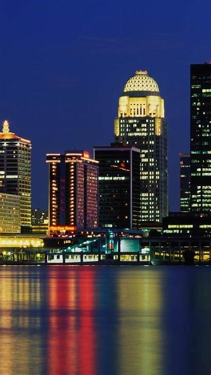 Louisville Travel Skylines Iphone Mobile