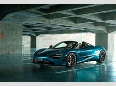 McLaren 720S Spider revealed with £237k price tag Auto