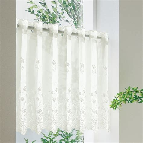 european cafe window curtains hondaliving rakuten global market imported european