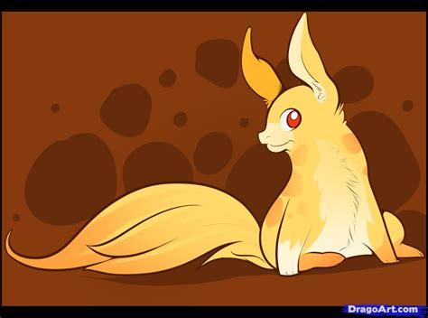 draw  tail step  step anime animals anime