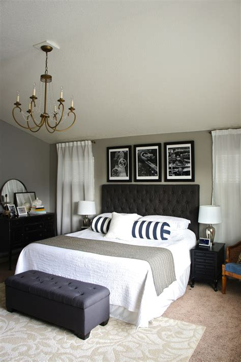 how to decorate a master bedroom on a budget pretty dubs master bedroom transformation 21322 | DSC05685