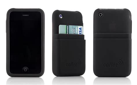 iphone credit card collet iphone with id credit card holder gadgetsin