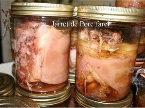 recettes de jarret de porc