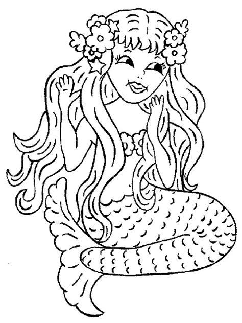 kids  funcom  coloring pages  mermaid