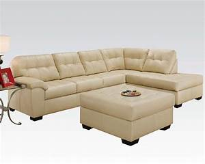 sectional sofa set shi natural by acme furniture ac50625set With sectional sofa set up