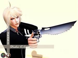 gun Archives • Sims 4 Downloads