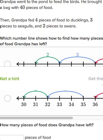 using a number line to add 1st grade tools for