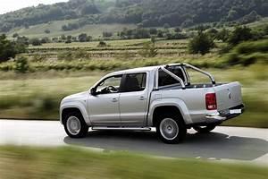 Volkswagen To Begin Production Of Amarok Pickup Truck In