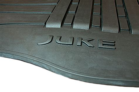 floor mats nissan juke 4x nissan juke genuine car floor mats tailored rubber front rear ke7581k089 ebay