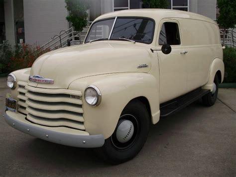 1953 Chevrolet Truck by 1953 Chevrolet Panel Truck Annex Houston