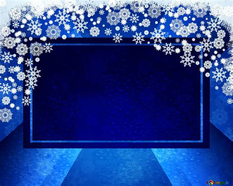 picture blue background  christmas