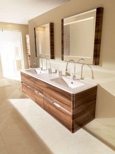 chambre en bois blanc la salle de bains en bois design 5 photos côté maison