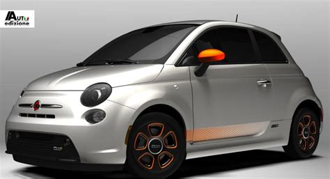 New Press Pictures And Information Electric Fiat 500e
