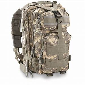 Military Tactical Assault Pack - 608437, Military Style ...