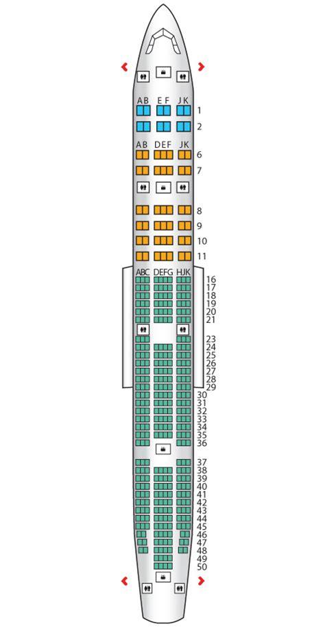 plan siege boeing 777 300er united boeing 777 200 seat map car interior design
