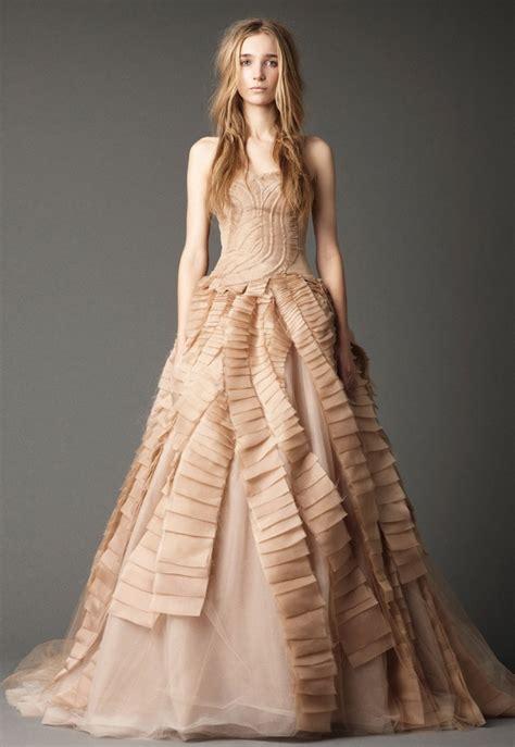 Vera Wang Fall 2012 Bridal Collection Stylish Eve