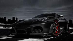 Black Ferrari Wallpapers - Wallpaper Cave