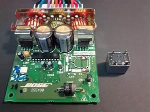 Bose Amp Schematics