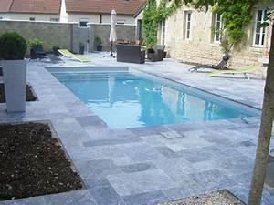 Creation des plages de piscine et piscines pour votre for Plages piscines inspiration plage piscine 12