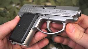 Amt Backup 380acp Concealed Carry Pocket Pistol Review