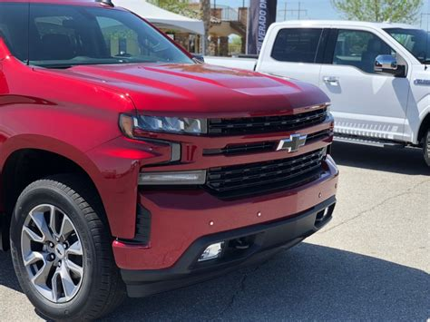 First 2019 Silverado Real-world Pictures