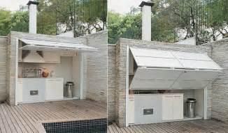 kitchen outdoor ideas 14 smart outdoor kitchen ideas diy cozy home