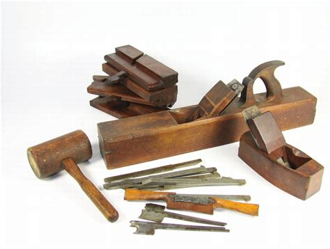 antique wood woodworking tools    florence
