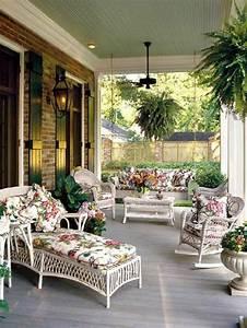Meuble Pour Veranda : les meubles en rotin sont le th me du jour ~ Teatrodelosmanantiales.com Idées de Décoration