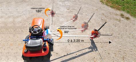 bras portes outils bras porte outils universel pour tondeuses et micro tracteurs