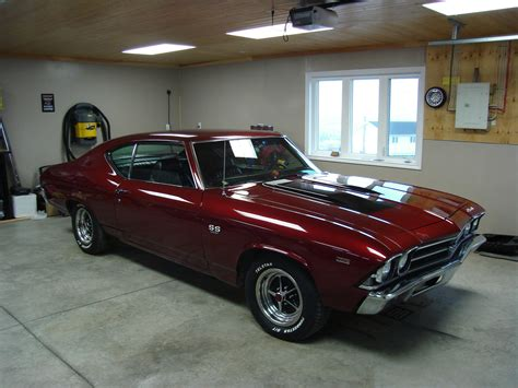 Chevrolet Chevelle 1969 Review Top 10 Photo Video And