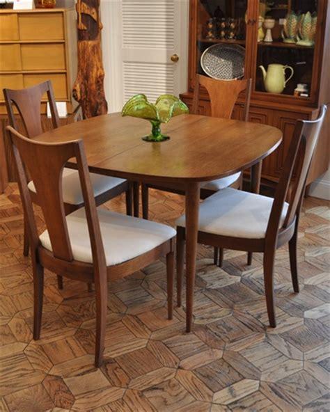 broyhill sculptra dining set mcm designer lines of
