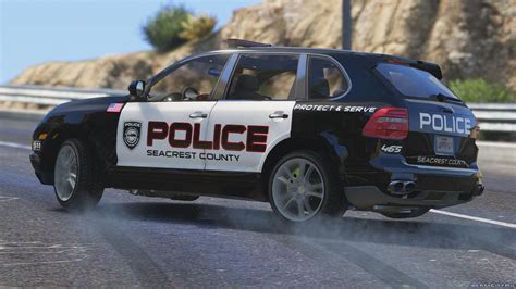 porsche cayenne need for speed pursuit police