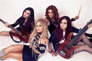 Hire Pop Rock Band | Female Pop Band Las Vegas | Pop Band ...