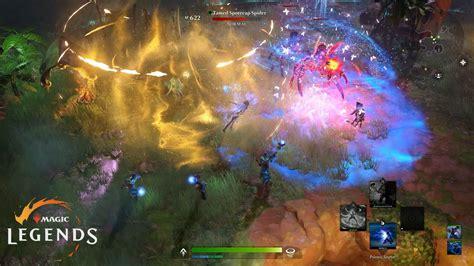 Magic: Legends - Explore the MTG multiverse in upcoming PC ...