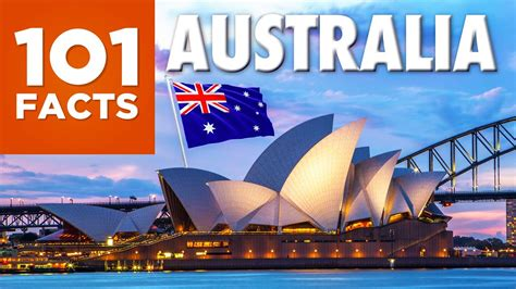 101 Facts About Australia - YouTube