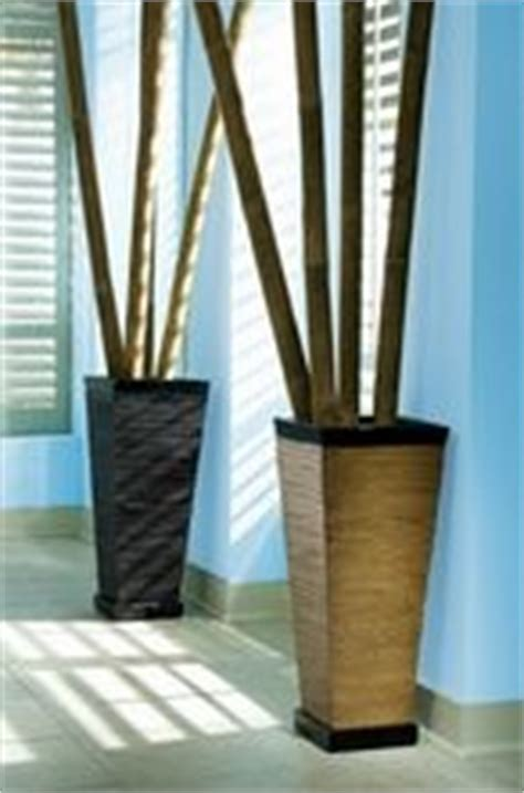 Vases For Bamboo Sticks - in the corner of the living room there will be a big vase