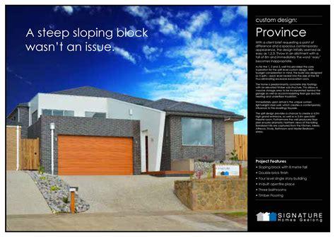 Home Design Level 42 : House Floor Plans Sloping Blocks