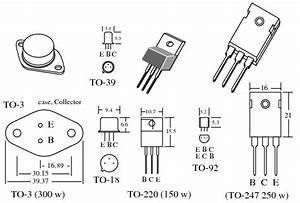 transistor ratings and packages electronics forums With transistor tip36 datasheet application note electronic circuit
