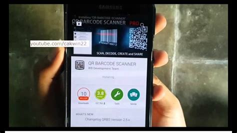 samsung galaxy s5 how to scan qr code android phone youtube