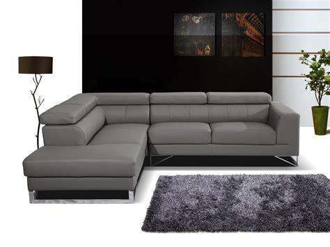 canapé cuir gris anthracite canapé gris anthracite cuir canapé idées de décoration