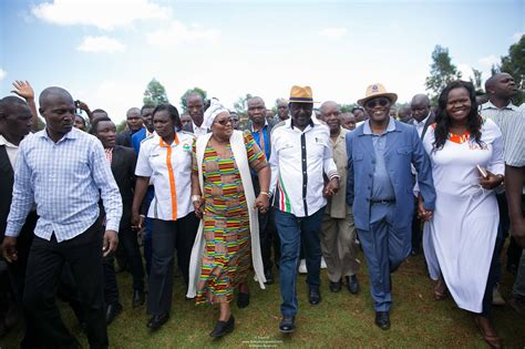 What Media Did Not Show You, Raila Massive Rallies In