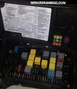 2006 Mercedes Ml350 Fuse Box Diagram