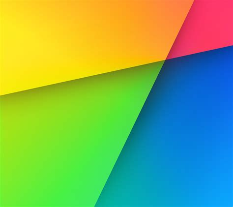 Download Wallpapers From The New Nexus 7 [updated]