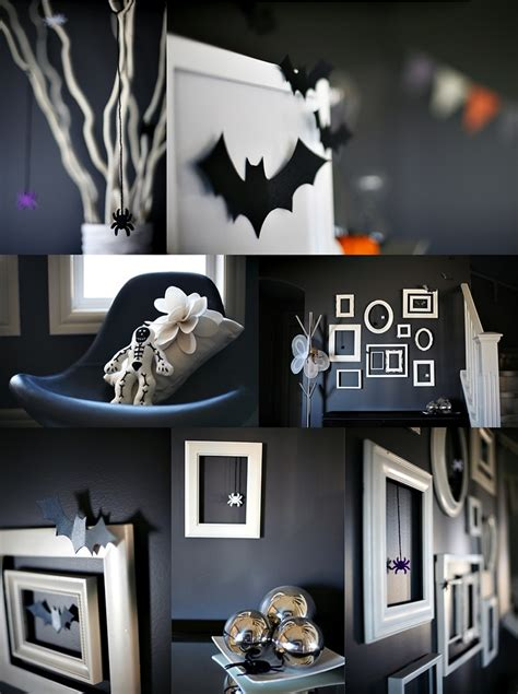 classy minimal halloween decor ideas digsdigs