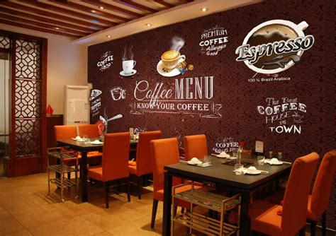 Custom Food Shop Wallpaper,coffee,3d Modern Murals For The Types Of Coffee Beans Roast Merol Automatic Machine Colors By De'longhi Dunkin Donuts Iced Secret Menu Black Friday Delonghi Eletta Manual Turn Glass Table Into Ottoman Good Guys