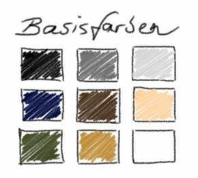 Farbe Für Kleidung : 5 schritte zu den richtigen farben f r die basisgarderobe ~ A.2002-acura-tl-radio.info Haus und Dekorationen