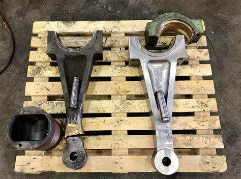 connecting rod fabrication columbia machine works