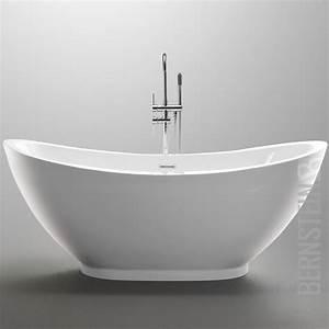 Badewanne Liter Vollbad : freistehende badewanne valenzia 175x85 inkl armatur ebay ~ Orissabook.com Haus und Dekorationen